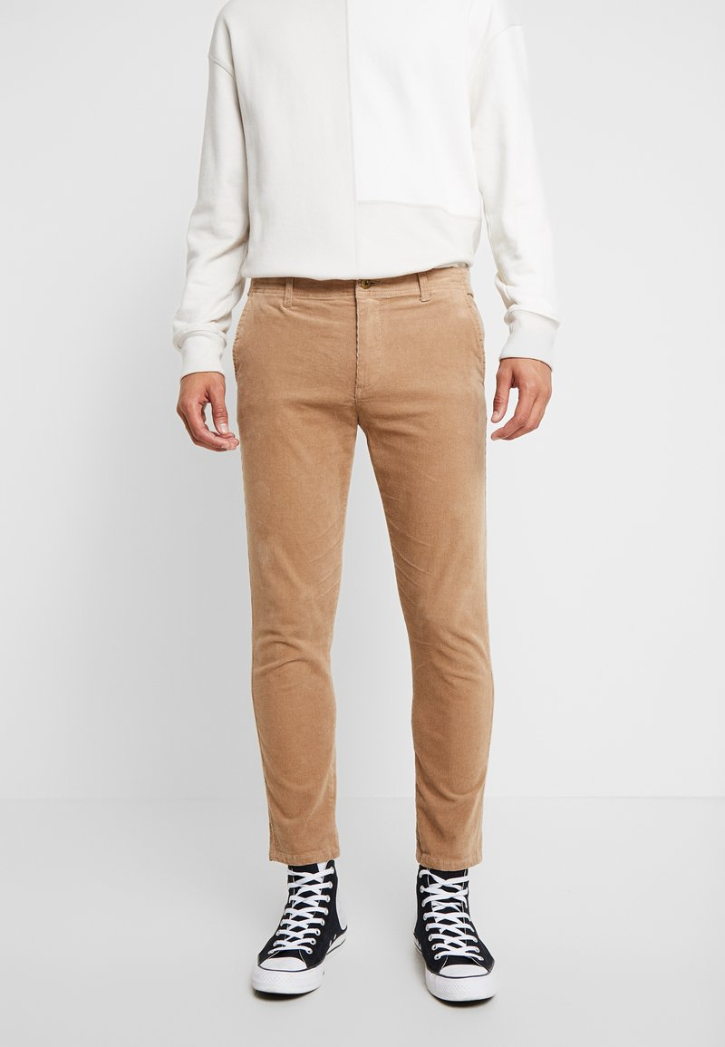 YOURTURN - Trousers - beige