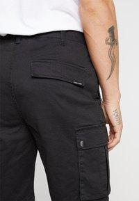 YOURTURN - Cargo trousers - black - 6