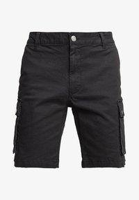 YOURTURN - Cargo trousers - black - 5