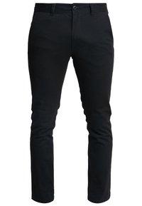 YOURTURN - Chino kalhoty - black - 0