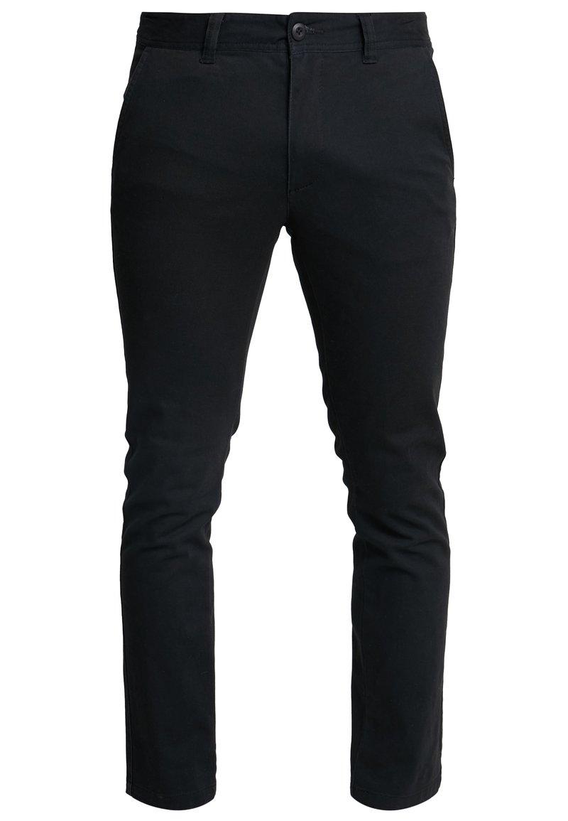 YOURTURN - Chino kalhoty - black