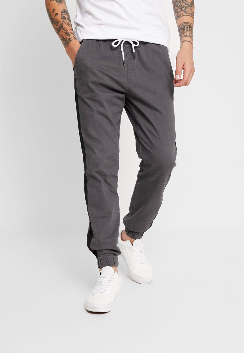 YOURTURN - Tracksuit bottoms - grey