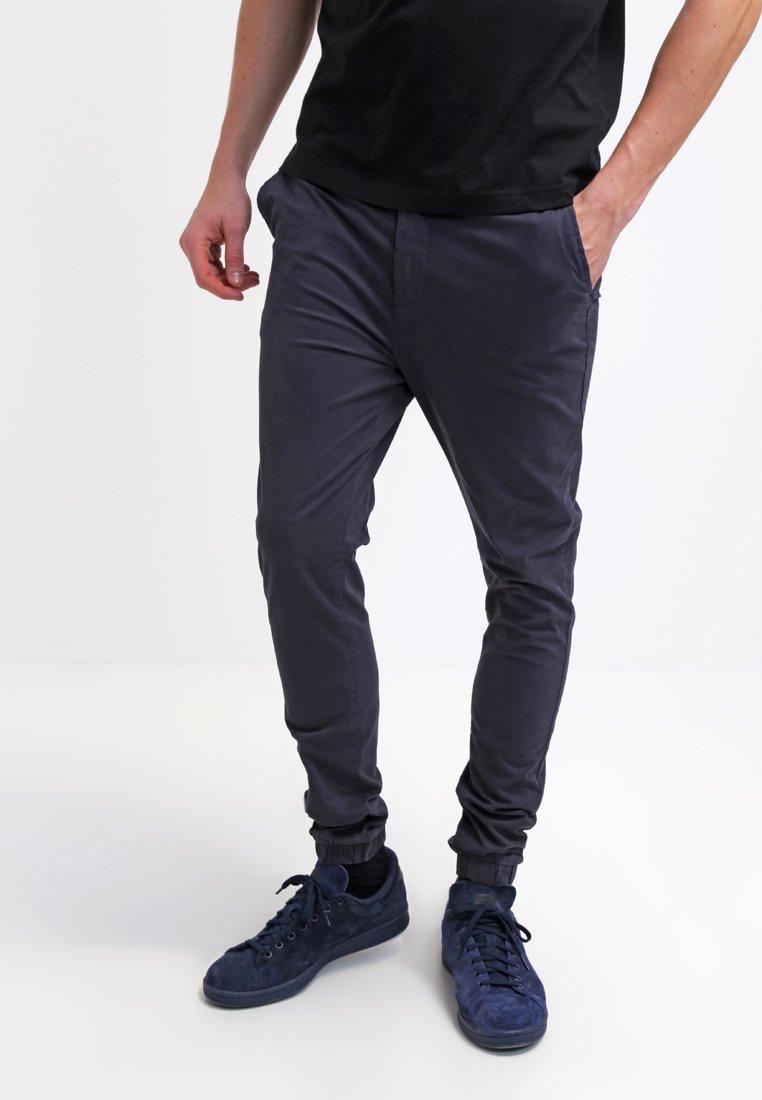 YOURTURN - Pantalones chinos - dark blue