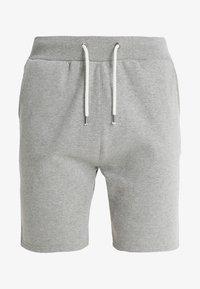 YOURTURN - Tracksuit bottoms - mottled grey - 4