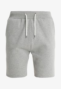 YOURTURN - Pantalon de survêtement - mottled grey - 4