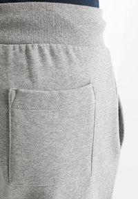 YOURTURN - Tracksuit bottoms - mottled grey - 5