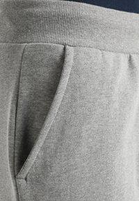 YOURTURN - Tracksuit bottoms - mottled grey - 3