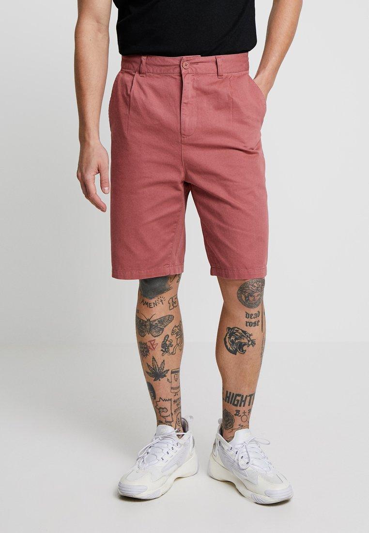 YOURTURN - Shorts - salmon