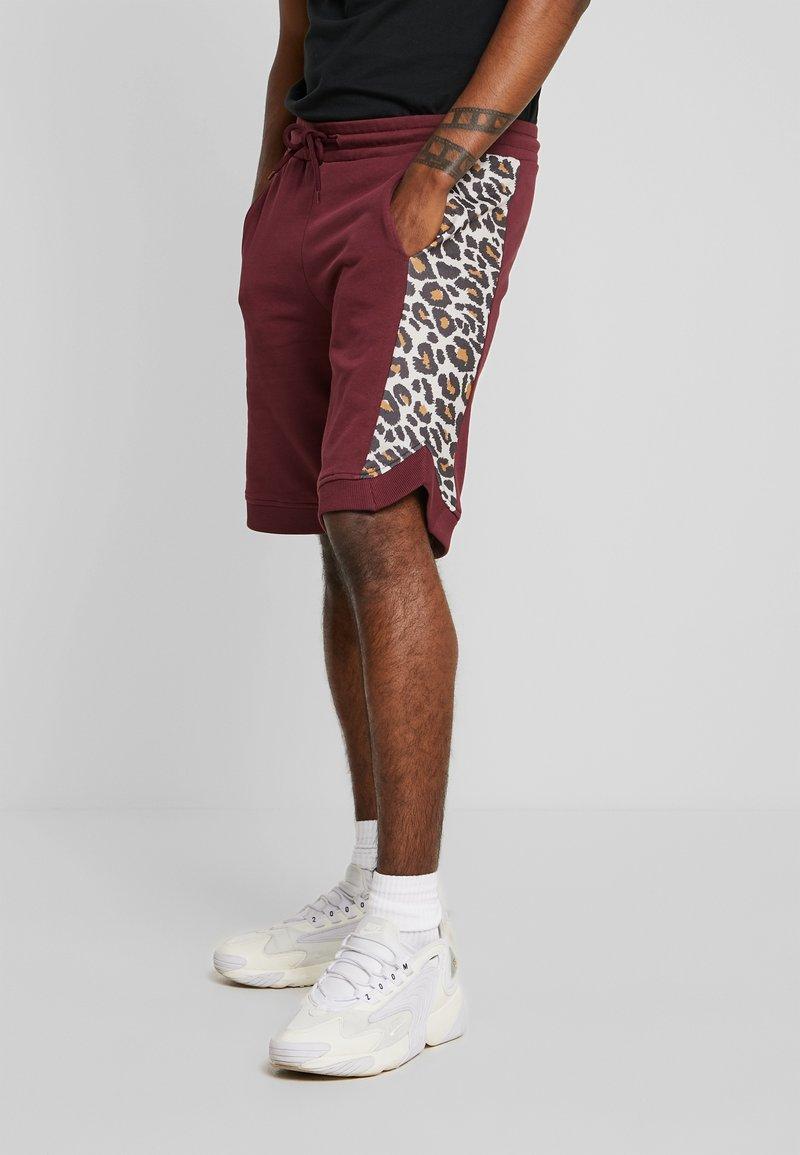 YOURTURN - Pantalones deportivos - bordeaux