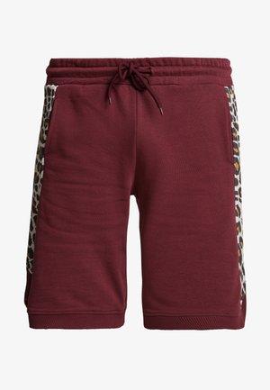 Pantalon de survêtement - bordeaux