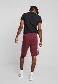 YOURTURN - Pantalon de survêtement - bordeaux - 2