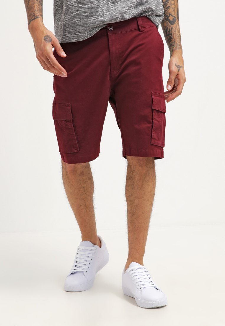 YOURTURN - Shorts - bordeaux