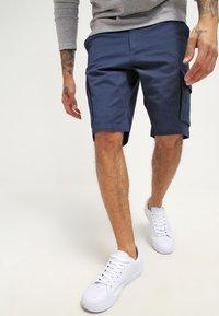 YOURTURN - Shorts - blue - 3