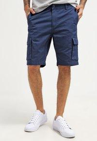 YOURTURN - Shorts - blue - 0