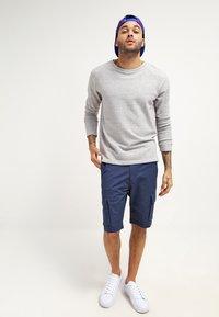 YOURTURN - Shorts - blue - 1