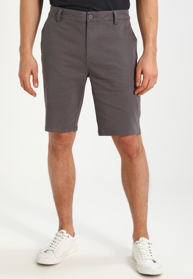 YOURTURN - Shorts - charcoal