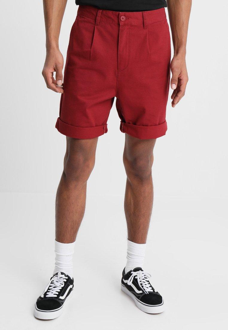 YOURTURN - Shorts - dark red