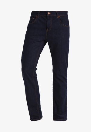 Straight leg jeans - new rinsed