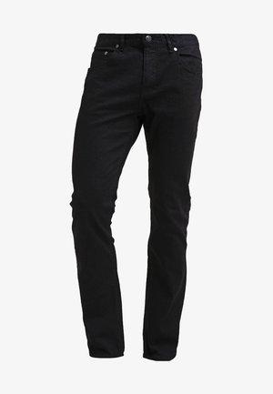Straight leg -farkut - black denim