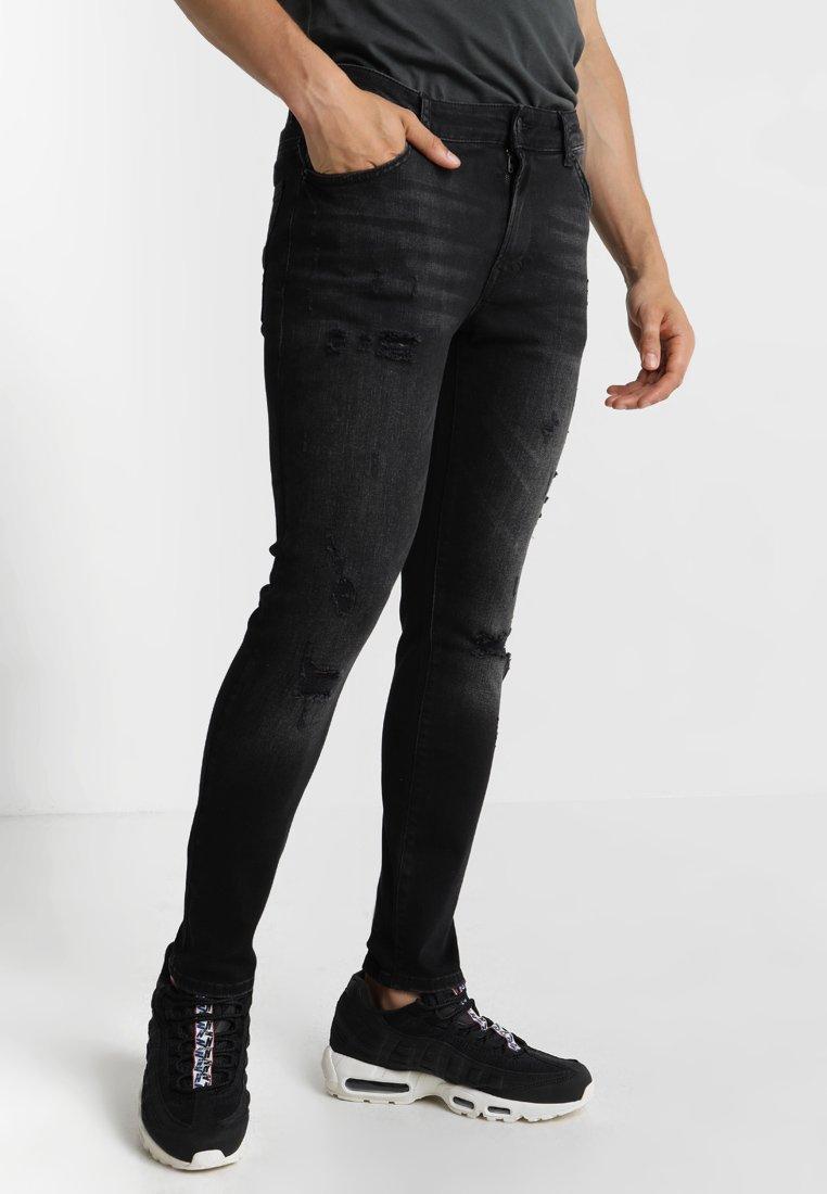 YOURTURN - Jeans Skinny Fit - black