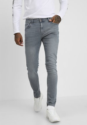 Vaqueros pitillo - grey