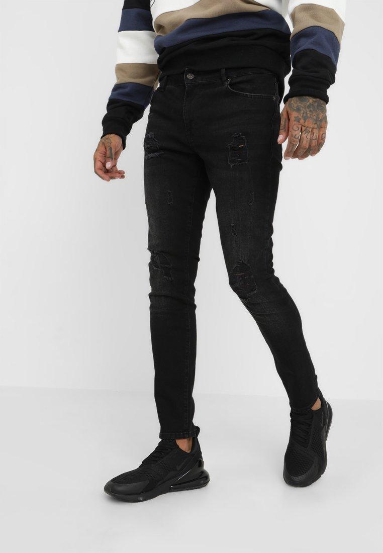 SkinnyBlack SkinnyBlack Jeans Yourturn Yourturn Yourturn Jeans Denim Jeans Denim E2D9WHIY