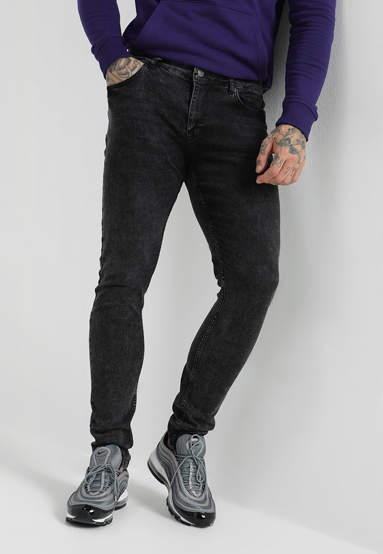 YOURTURN - Jeans Skinny Fit - moon washed