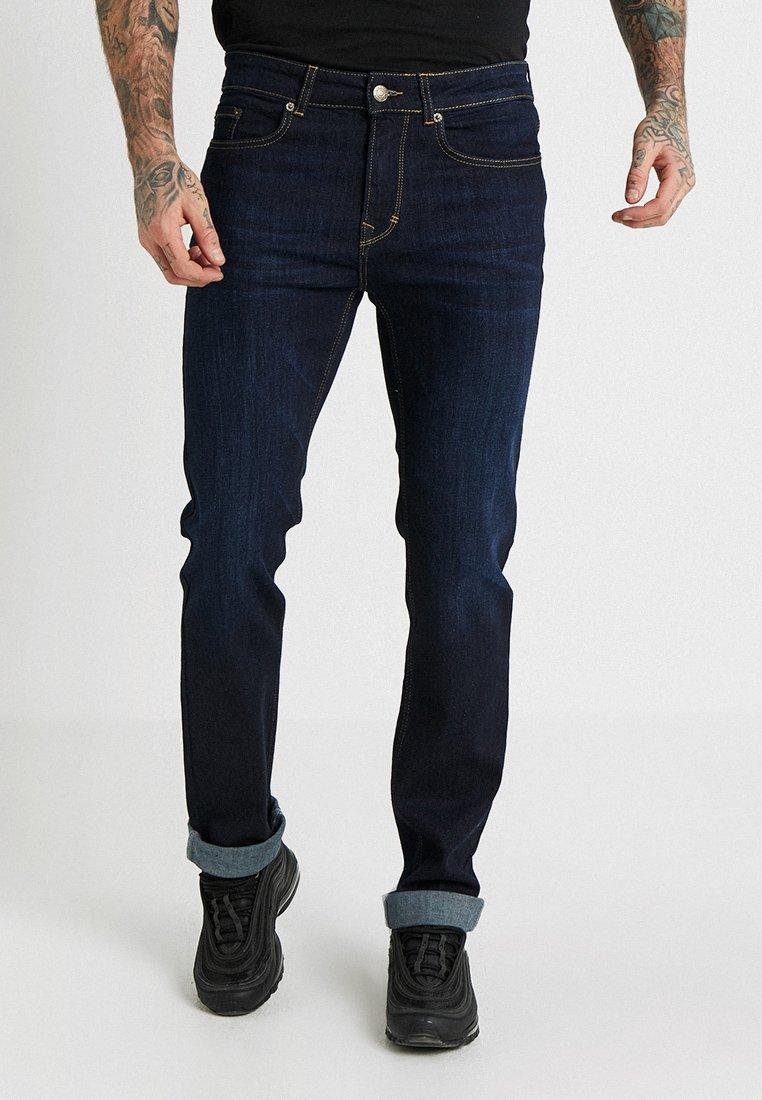 YOURTURN - Jeans Straight Leg - blue denim