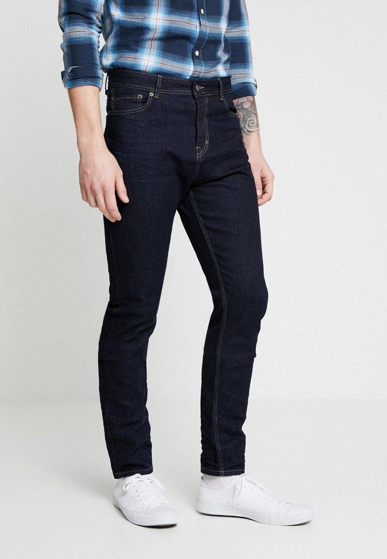 YOURTURN - Slim fit jeans - dark blue
