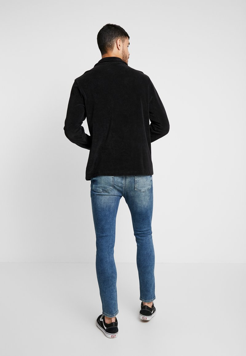 YOURTURN - Jeans Tapered Fit -  blue denim