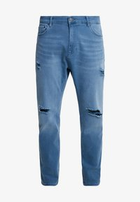 YOURTURN - Vaqueros tapered - petrol - 4