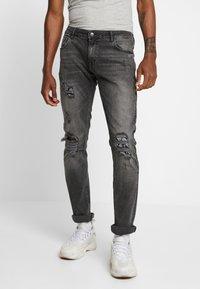 YOURTURN - Jeans slim fit - grey denim - 0