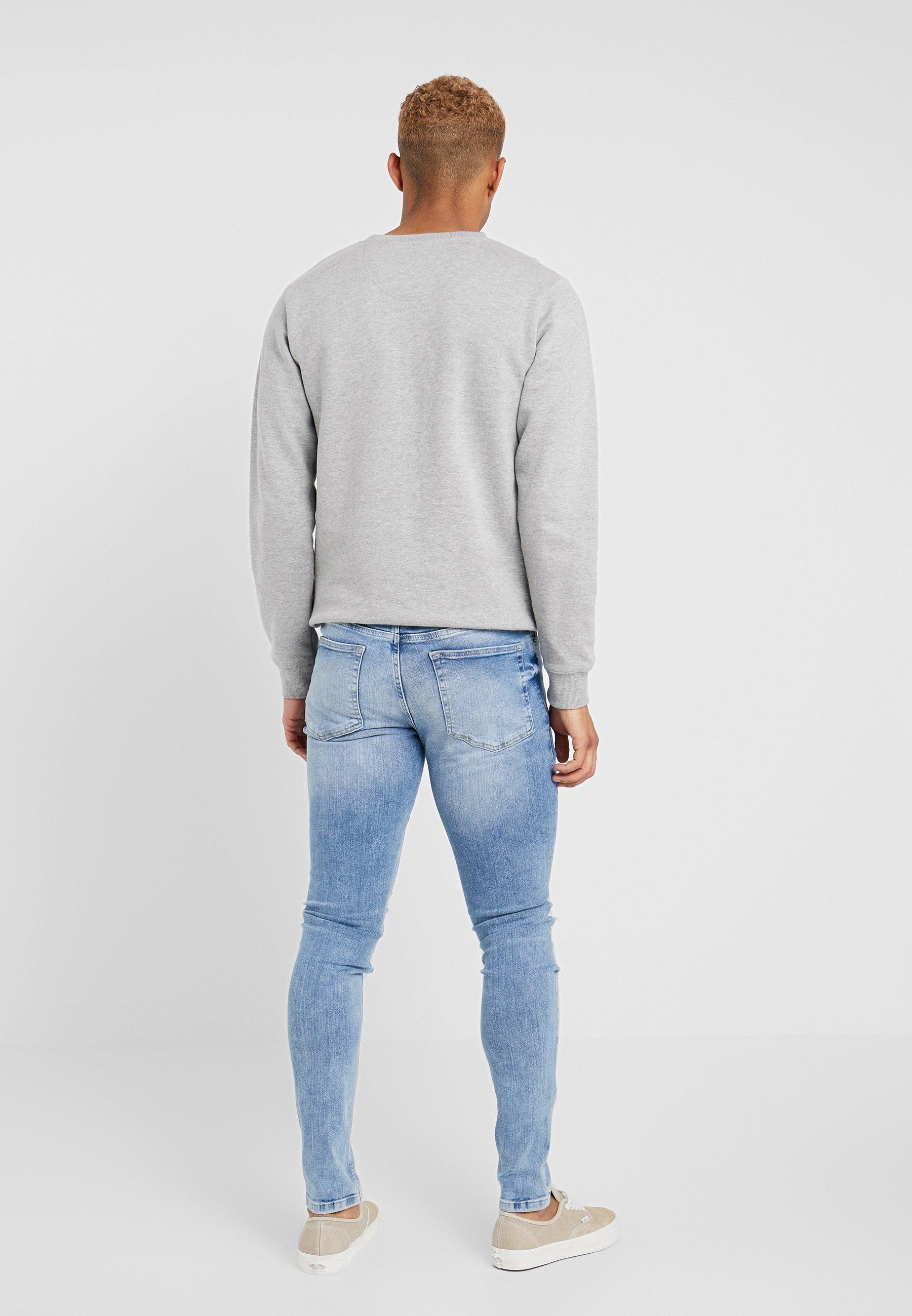 Denim Yourturn Jeans Yourturn Yourturn Denim Yourturn SkinnyBlue Denim SkinnyBlue Jeans Jeans SkinnyBlue Jeans wPknON80X