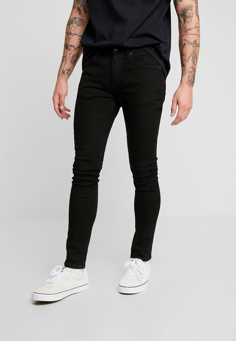 YOURTURN - Jeans Skinny Fit - black denim