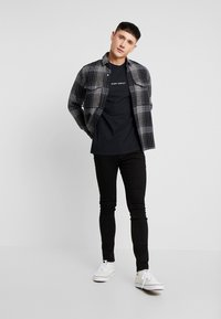 YOURTURN - Jeans Skinny Fit - black denim - 1