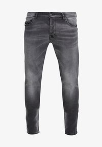 YOURTURN - Vaqueros pitillo - grey denim - 4
