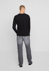 YOURTURN - Vaqueros slim fit - dark gray - 2