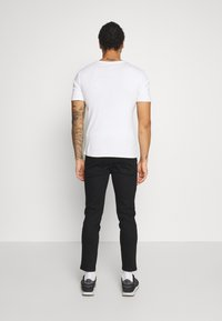 YOURTURN - Slim fit jeans - black denim - 2