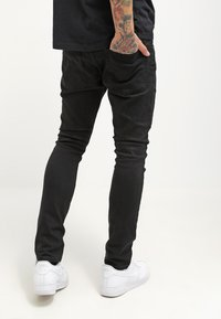 YOURTURN - Jeansy Slim Fit - black denim - 2