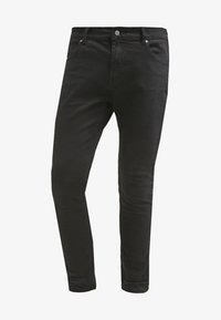 YOURTURN - Jeansy Slim Fit - black denim - 6