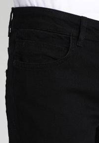 YOURTURN - Straight leg jeans - black denim - 3