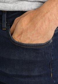 YOURTURN - Jeans Skinny Fit - dark blue denim - 3