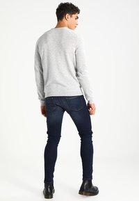 YOURTURN - Jeans Skinny Fit - dark blue denim - 2
