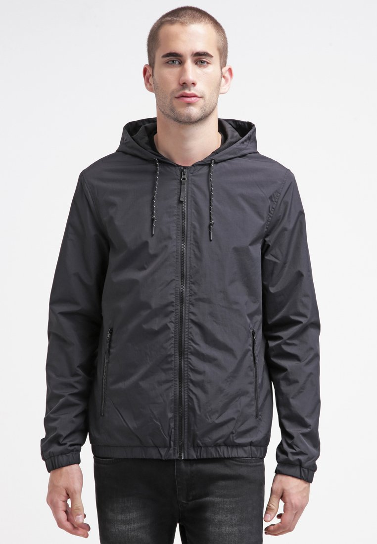 YOURTURN - Windbreaker - black