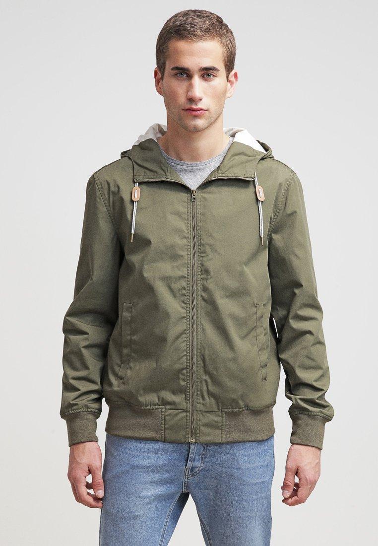 YOURTURN - Summer jacket - olive