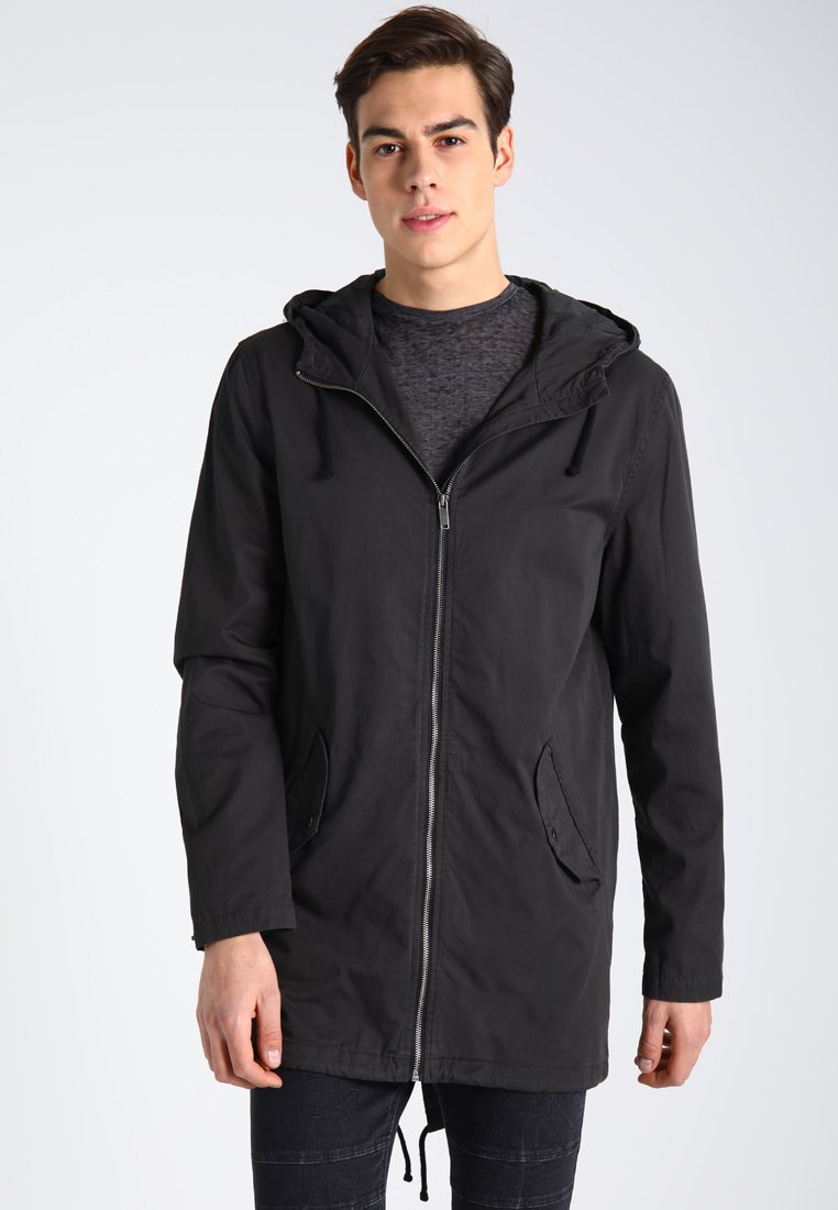 YOURTURN - Parka - black