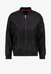 YOURTURN - Bomber bunda - black - 5