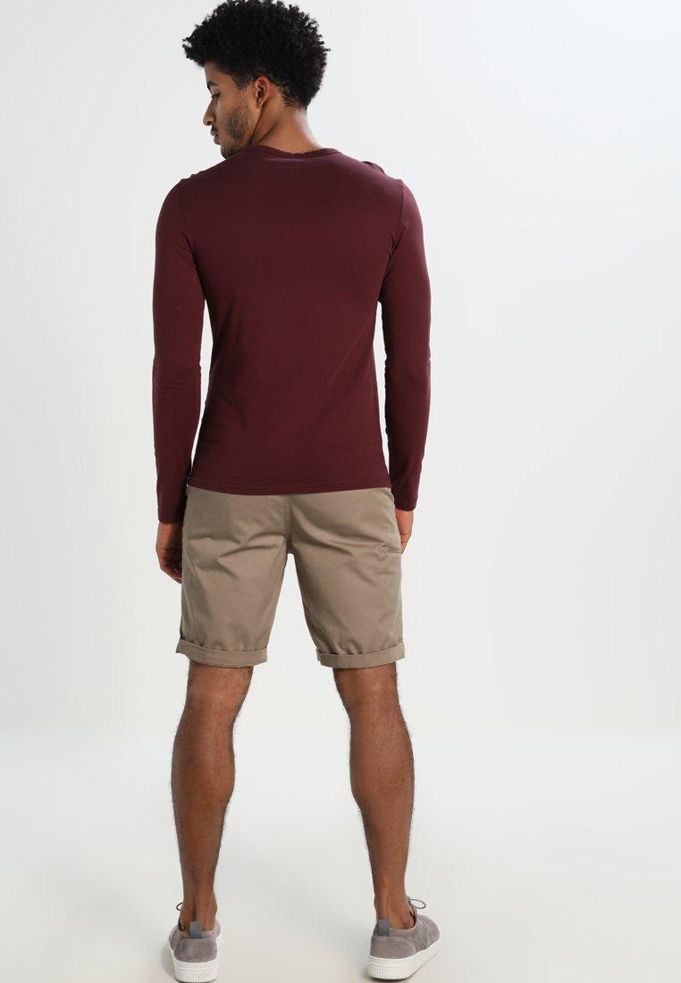 T Yourturn shirt Manches À LonguesBordeaux 5RL3A4jq