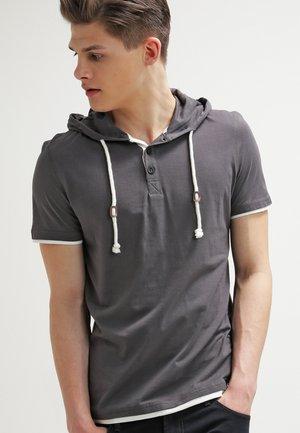 T-shirt con stampa - dark grey