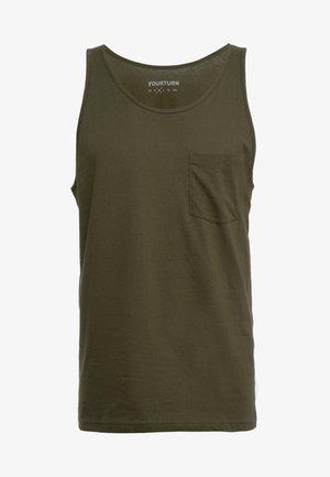 Débardeur - dark green